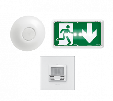 Lighting control and emergency lighting